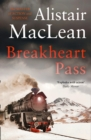 Breakheart Pass - Book