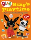 Bing's Playtime: A fun-packed activity book - Book