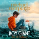 Boy Giant - eAudiobook