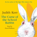 The Curse of the School Rabbit - eAudiobook