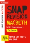 Macbeth: New Grade 9-1 GCSE English Literature Edexcel Text Guide - Book