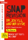 Dr Jekyll and Mr Hyde: New Grade 9-1 GCSE English Literature Edexcel Text Guide - Book