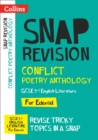 Edexcel Conflict Poetry Anthology Revision Guide : For the 2020 Autumn & 2021 Summer Exams - Book