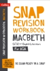 Macbeth Workbook: New GCSE Grade 9-1 English Literature AQA : GCSE Grade 9-1 - Book