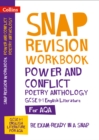 Power & Conflict Poetry Anthology Workbook: New GCSE Grade 9-1 English Literature AQA : GCSE Grade 9-1 - Book