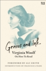 Genius and Ink: Virginia Woolf on How to Read - eBook