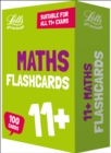 11+ Maths Flashcards - Book