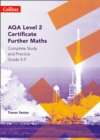 AQA Level 2 Certificate Further Maths Complete Study and Practice (5-9) - Book