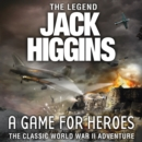 A Game for Heroes - eAudiobook