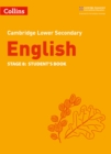 Lower Secondary English Student's Book: Stage 8 - Book