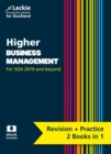 Higher Business Management : Revise for Sqa Exams - Book