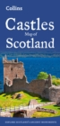 Castles Map of Scotland - Book