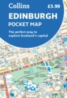 Edinburgh Pocket Map : The Perfect Way to Explore Edinburgh - Book