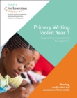 Primary Writing Year 1 - Book