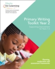 Primary Writing Year 2 - Book