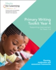 Primary Writing Year 4 - Book