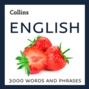 Learn English: 3000 essential words and phrases - eAudiobook