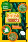 British Insects : Find Adventure! Have Fun Outdoors! be a Bug Detective! - Book