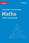 Lower Secondary Maths Teacher's Guide: Stage 8 - Book