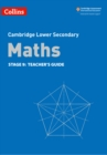 Lower Secondary Maths Teacher's Guide: Stage 9 - Book