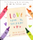 Love from the Crayons - Book