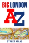 Big London A-Z Street Atlas - Book