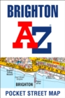 Brighton A-Z Pocket Street Map - Book