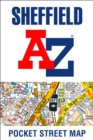 Sheffield A-Z Pocket Street Map - Book
