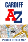 Cardiff A-Z Pocket Street Map - Book