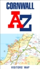 Cornwall A-Z Visitors' Map - Book