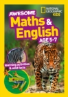 Awesome Maths and English Age 5-7 - Book