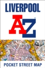 Liverpool A-Z Pocket Street Map - Book