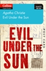 Evil under the sun : Level 4 - Upper- Intermediate (B2) - Book