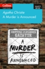 A murder is announced : Level 4 - Upper- Intermediate (B2) - Book