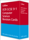 OCR GCSE 9-1 Computer Science Revision Cards : Ideal for Home Learning, 2021 Assessments and 2022 Exams - Book