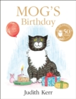 Mog's Birthday - Book