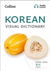 Korean Visual Dictionary : A Photo Guide to Everyday Words and Phrases in Korean - Book