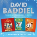 Brilliant Bestsellers by Baddiel (3-book Audio Collection) - eAudiobook