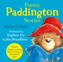 Funny Paddington Stories - eAudiobook