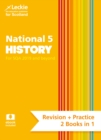 National 5 History : Revise for N5 Sqa Exams - Book