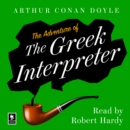 The Adventure of the Greek Interpreter - eAudiobook