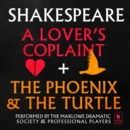 A Lover's Complaint & The Phoenix and the Turtle (Argo Classics) - eAudiobook