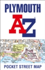 Plymouth A-Z Pocket Street Map - Book