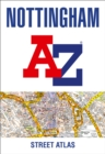 Nottingham A-Z Street Atlas - Book