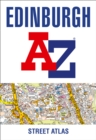 Edinburgh A-Z Street Atlas - Book