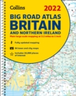 2022 Collins Big Road Atlas Britain : A3 Spiral - Book