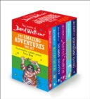 The World of David Walliams: The Amazing Adventures Box Set : Gangsta Granny; Ratburger; Demon Dentist; Awful Auntie; Grandpa's Great Escape; the Midnight Gang - Book