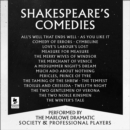 Shakespeare: The Comedies: Featuring All 13 of William Shakespeare's Comedic Plays (Argo Classics) - eAudiobook