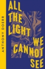 All the Light We Cannot See - Book