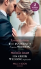 The Innocent's Forgotten Wedding / His Greek Wedding Night Debt: The Innocent's Forgotten Wedding / His Greek Wedding Night Debt (Mills & Boon Modern) - eBook